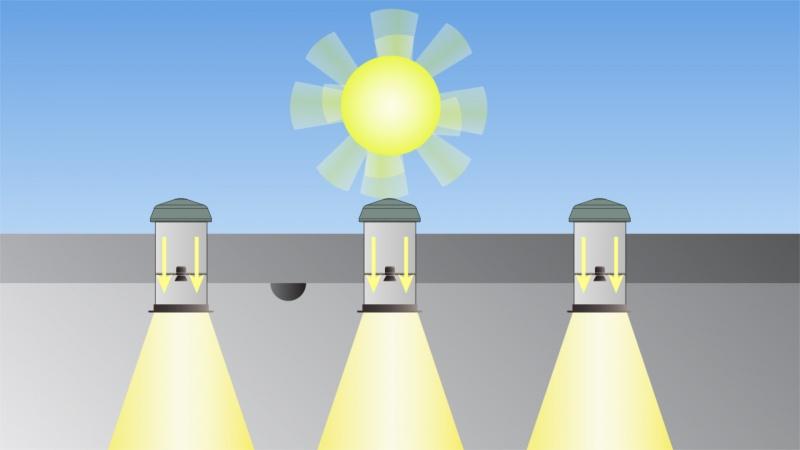 Voorzien lichttunnels dakwerken hellend dak - Hoe een studio van m te voorzien ...